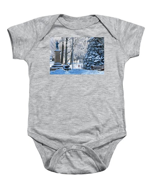 Whitehouse Village Park  7360 Baby Onesie