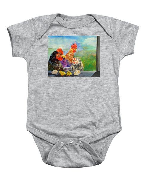 Whose Egg Isthat Baby Onesie