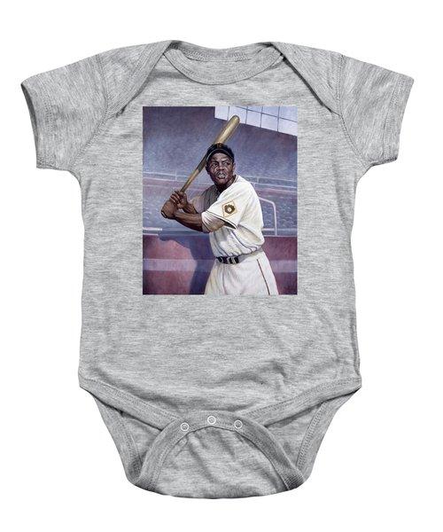 Willie Mays Baby Onesie