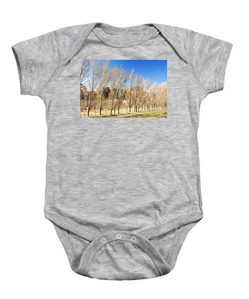 Winery Baby Onesie