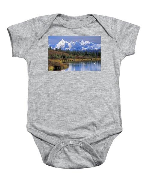 Wonder Lake 2 Baby Onesie