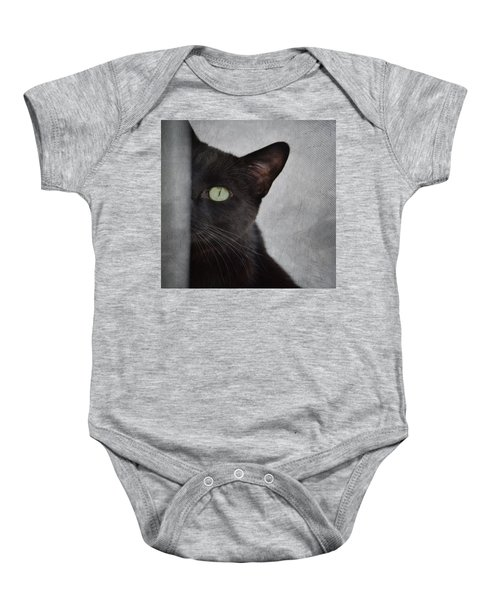 You Can't See Me Baby Onesie