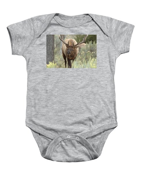 You Looking At Me Baby Onesie