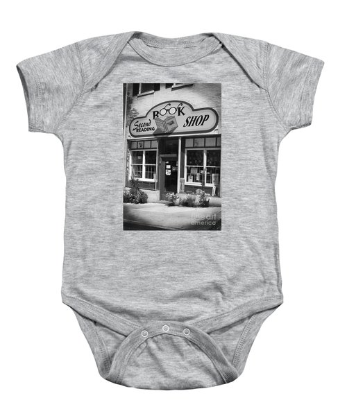 You Read Me Like A Book Baby Onesie