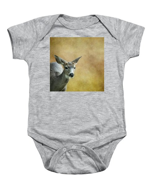 Young Buck Baby Onesie