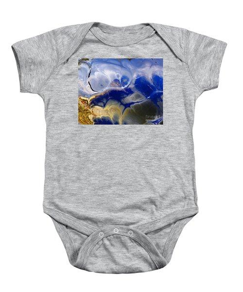Blue Skies Baby Onesie
