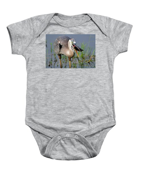 Toss And Catch Baby Onesie