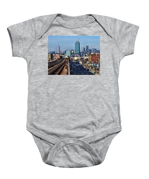 46th And Bliss Baby Onesie