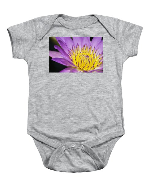 A Moment Stands Still Baby Onesie
