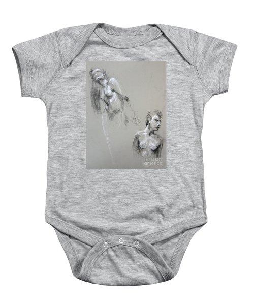 Andro Double Baby Onesie