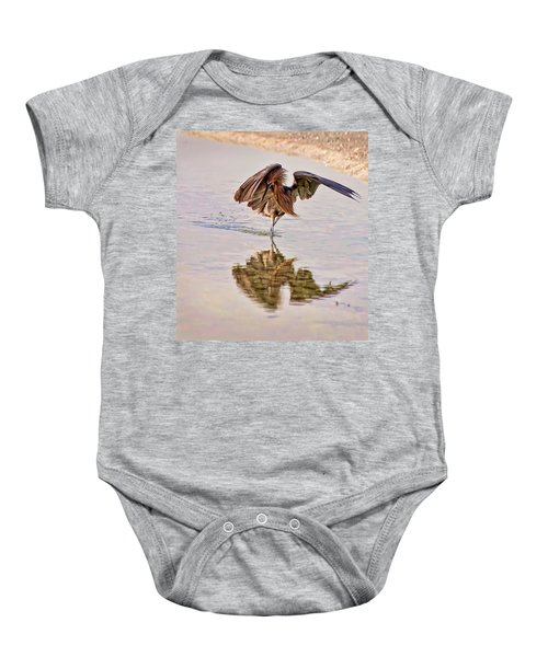 Attack Dance Baby Onesie
