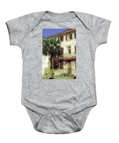 Charleston Homes Baby Onesie