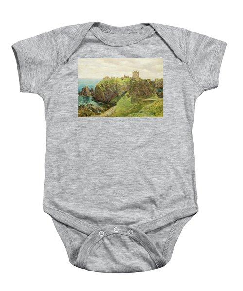 Dunnottar Castle Baby Onesie