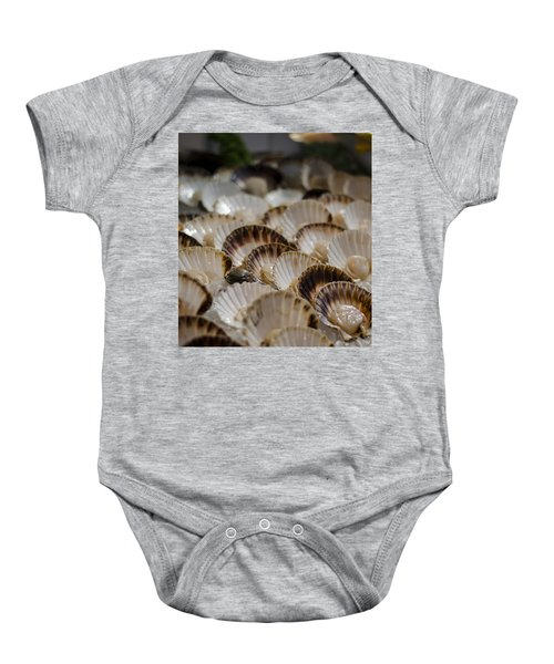 Fresh From The Sea Baby Onesie