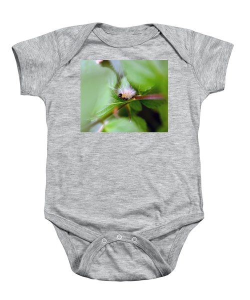 Leaf For One Baby Onesie