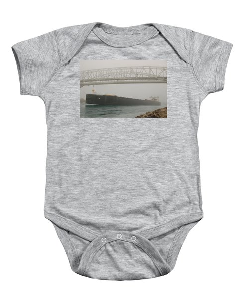 Only A Stones Throw Away Baby Onesie