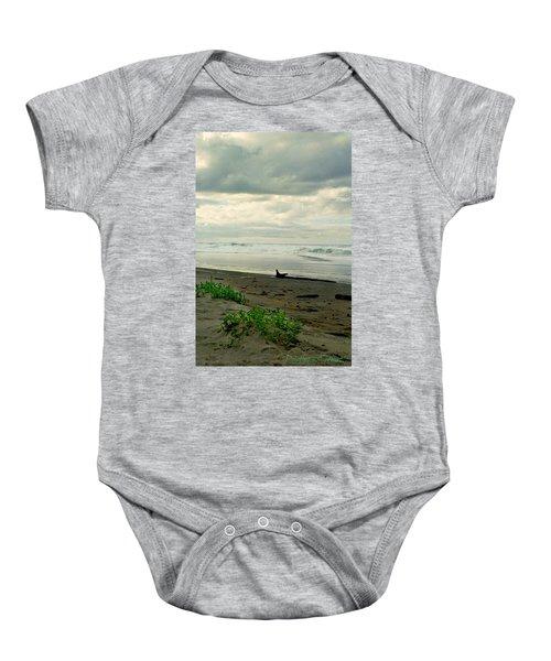 Oregon Coast 17 Baby Onesie