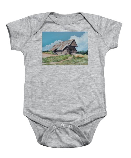 See Rock City Sold  Baby Onesie