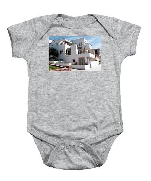 Strand Architecture Manhattan Beach Baby Onesie