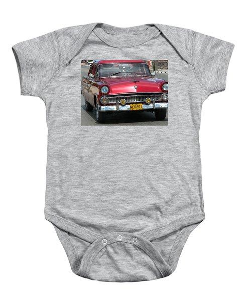 Taxi Baby Onesie