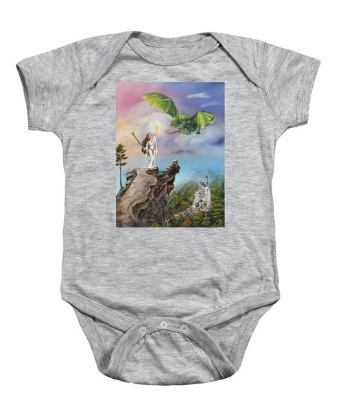 The Summoning Baby Onesie