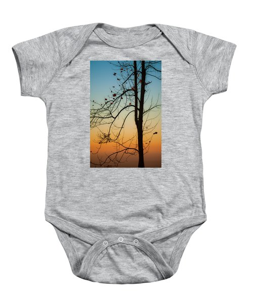 To The Morning Baby Onesie