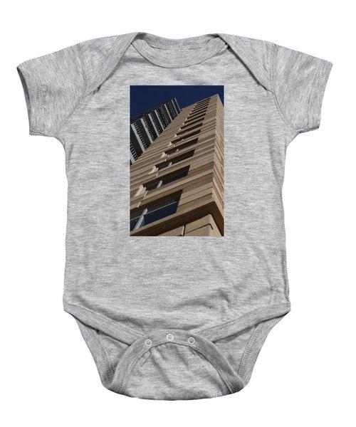 Upward Baby Onesie
