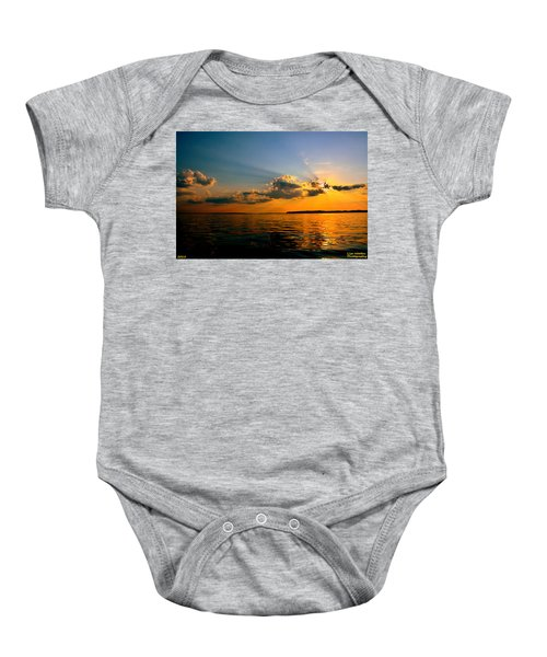 Perfect Ending To A Perfect Day Baby Onesie