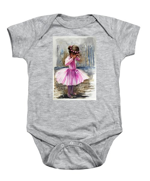 After The Rehearsal Baby Onesie