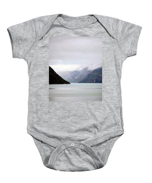 Alaska Coast Baby Onesie