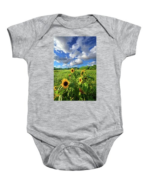 Autumn Is Near Baby Onesie