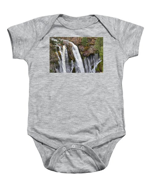 Burney Falls Baby Onesie