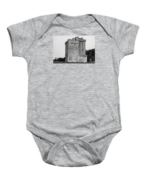 Clackmannan Tower Baby Onesie
