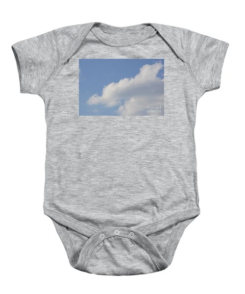 Clouds 14 Baby Onesie by Rod Ismay