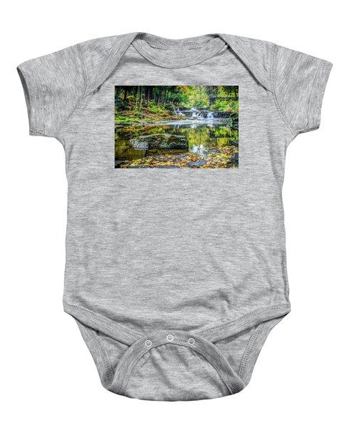 Devils River 3 Baby Onesie