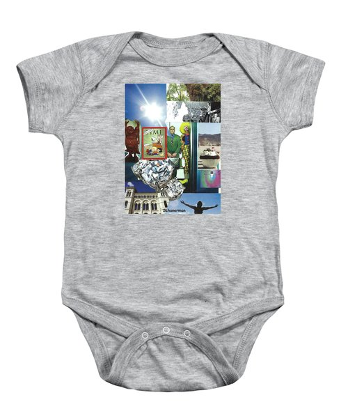 Embrace Light And Laughter Baby Onesie