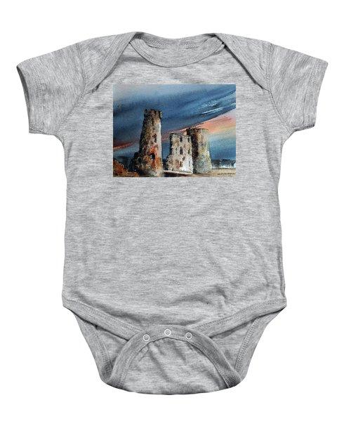 Ferns Castle, Wexford Baby Onesie