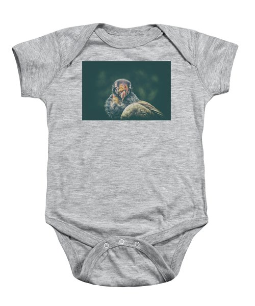 King Vulture Baby Onesie