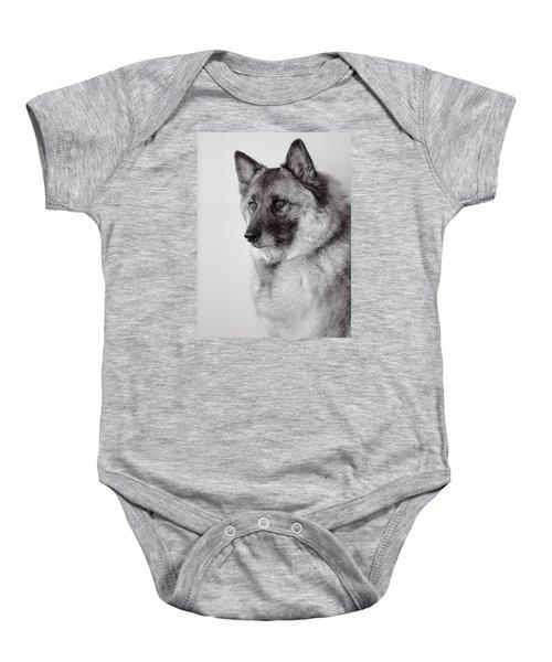 Dog Loki Baby Onesie