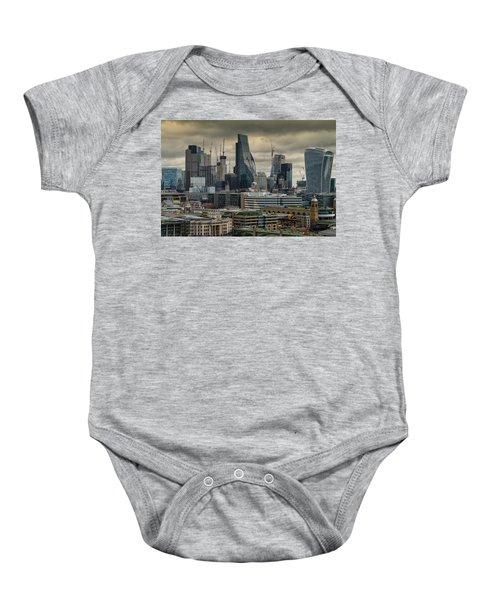 London City Baby Onesie
