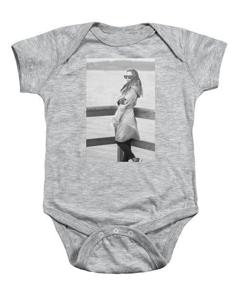 Looking For You Baby Onesie
