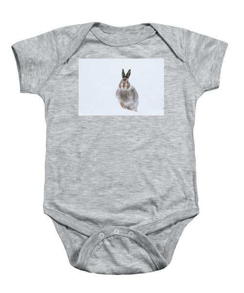 Mountain Hare - Scotland Baby Onesie