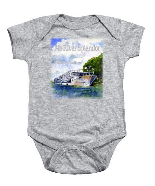 Ms River Splendor Shirt Baby Onesie