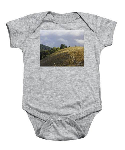 Mt. Tamalpais Study #1 Baby Onesie