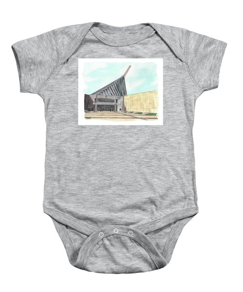National Museum Of The Marine Corps Baby Onesie