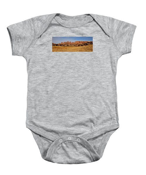 Needles At Canyonlands Baby Onesie