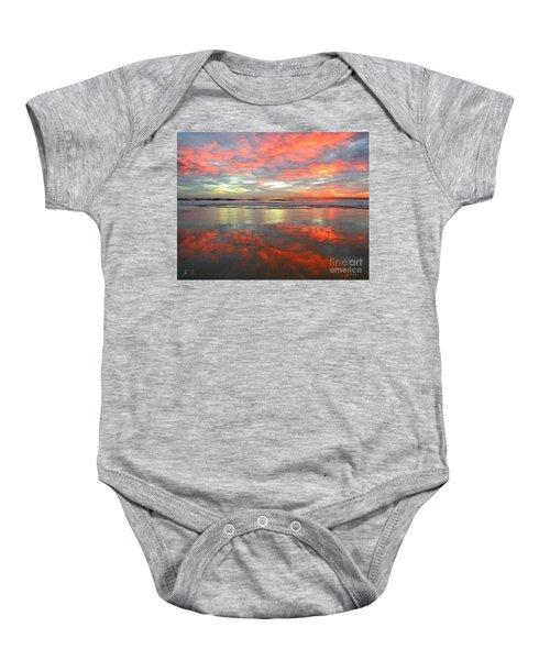 North County Reflections Baby Onesie