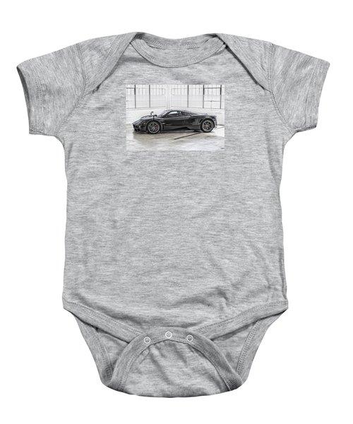Pagani Huayra Baby Onesie