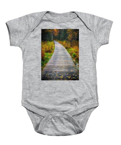Pathway Home Baby Onesie