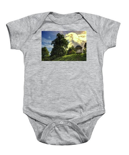 Petworth House Baby Onesie by Martin Newman